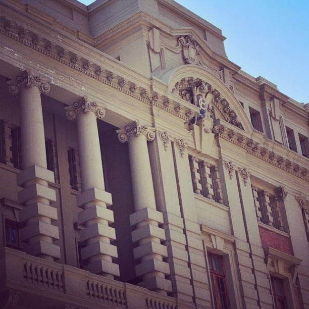 The Rand Club. #johannesburg #architecture #instagram #urbangenesis