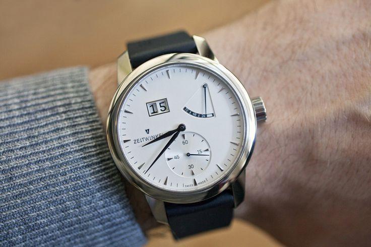 Swiss Forward Wristwatch Review Zeitwinkel German Dna Made In