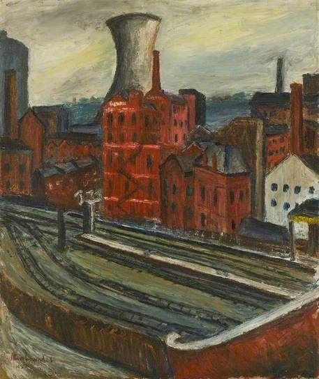Stockport, Alan Lowndes 1953