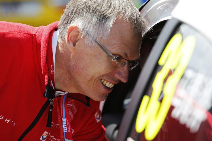 Citroen Racing Total WTCC - Carlos Tavares