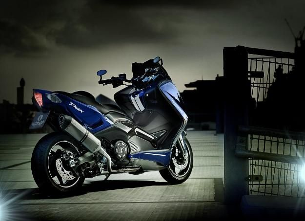 Yamaha TMAX 530 Hyper Modified
