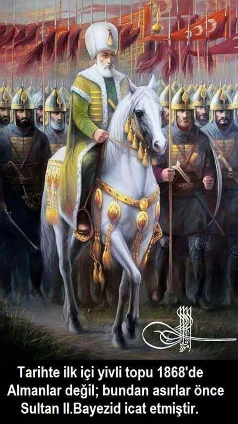 Sultan ll. Bayezid