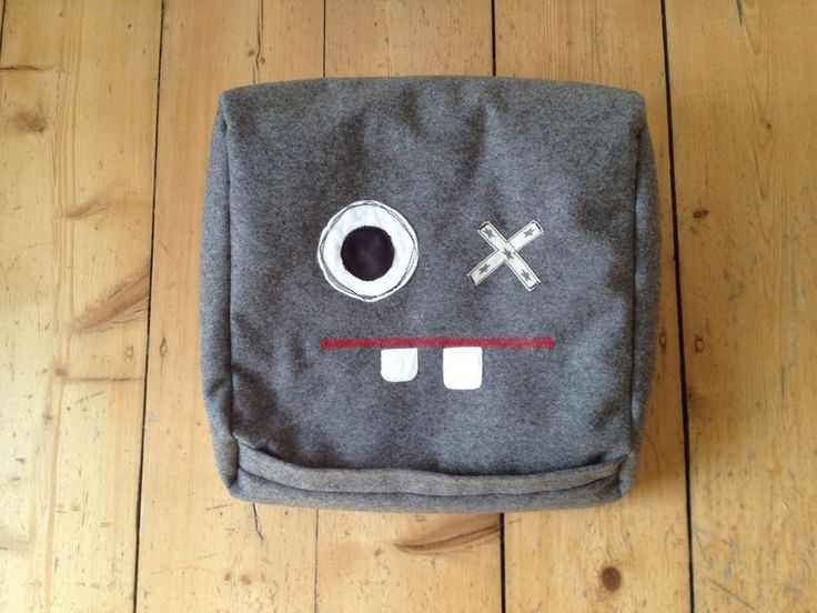Monster+*Fadpad*+Tablet+Kissen+für+iPad+&+eReader++von+styleLich+auf+DaWanda.com