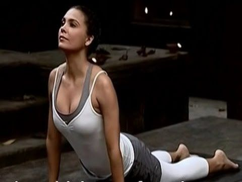 "Yoga Routine with Lara Dutta Subscribe here to Lara Dutta's Official Youtube Channel http://www.youtube.com/subscription_center?add_user=cmmusic ""A Yoga Rout..."