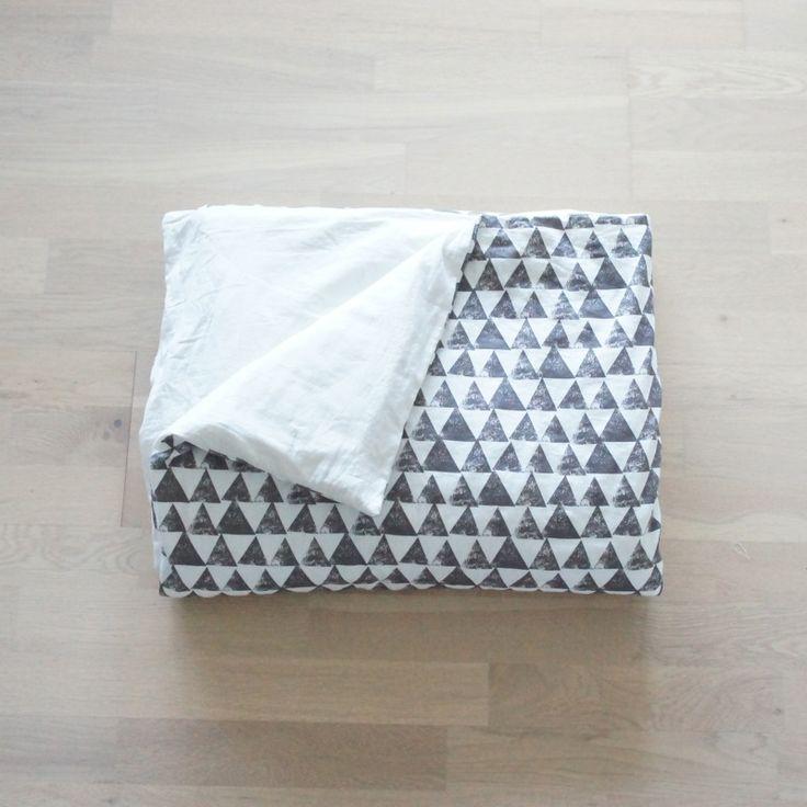 Sengetøj Sewing - Homemade - DIY