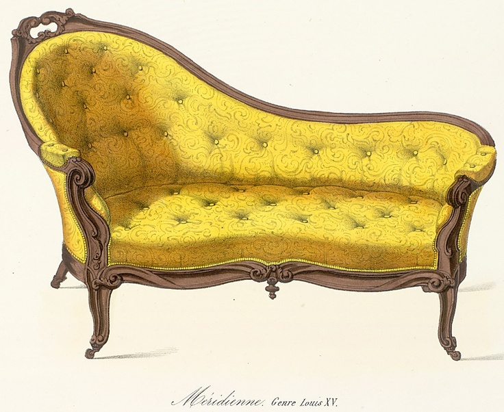 1000 images about chaise longue on pinterest louis xvi for Recherche chaise longue