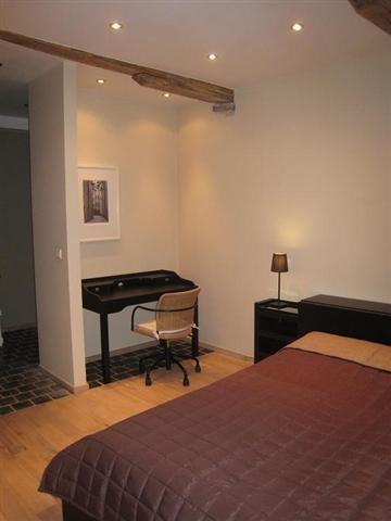 Brussels Apartment Manneken 1