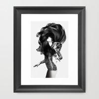 Framed Art Prints by Jenny Liz Rome   Society6