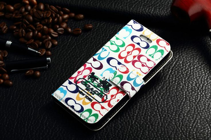Coach iPhone 7 Book Wallet Cases Amzing