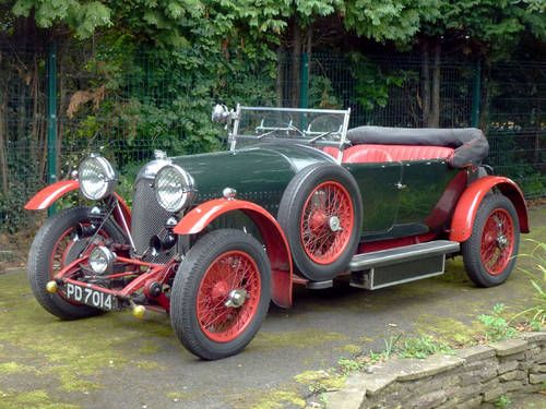 1923 Bentley 3 Litre Tourer Maintenance/restoration of old/vintage vehicles: the material for new cogs/casters/gears/pads could be cast polyamide which I (Cast polyamide) can produce. My contact: tatjana.alic@windowslive.com