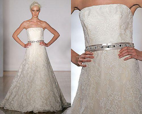 Monaco - Amsale Wedding Dresses, Amsale Wedding Gowns, via Flickr.