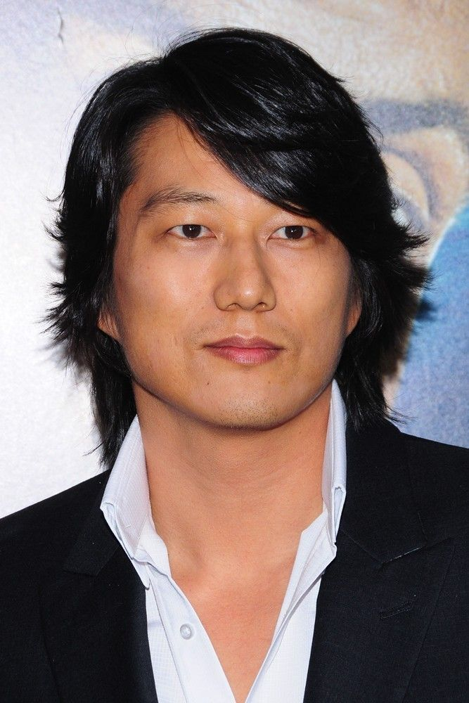 Sung Kang....American born but oh my this persuasion is so so sexy!