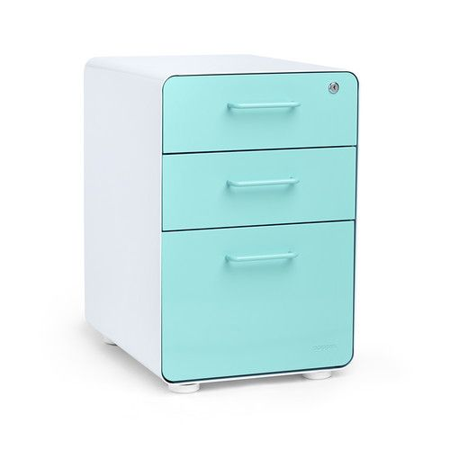 Found it at Joss & Main - Poppin 3-Drawer File Cabinet