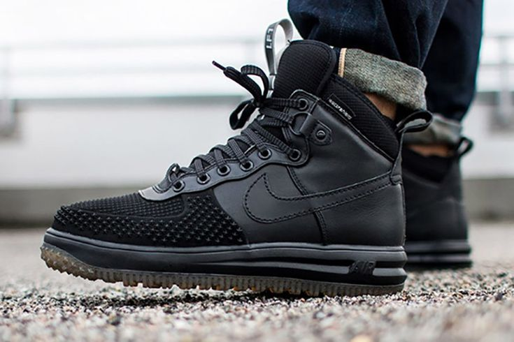 Nike Lunar Force 1 Duckboot is Making Sure You're Prepared for Mother Nature