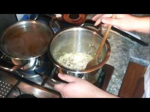 progetto video per la presentazione in realtime board dal titolo : Tutti chef Ricetta:Risotto allo zafferano