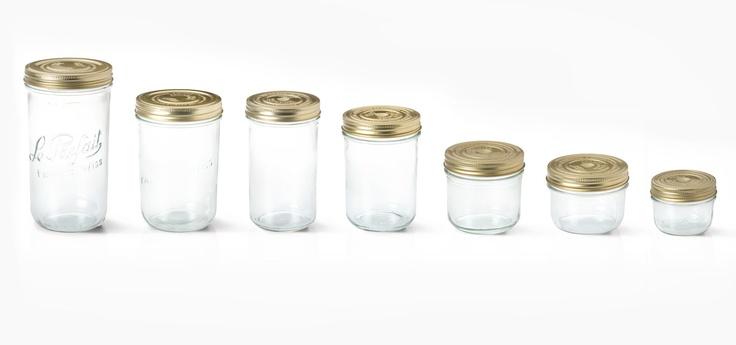 les 25 meilleures id es de la cat gorie bocaux le parfait sur pinterest le parfait jars. Black Bedroom Furniture Sets. Home Design Ideas