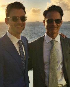 Brad Goreski Marries Gary Janetti After 16 Years Together: Details