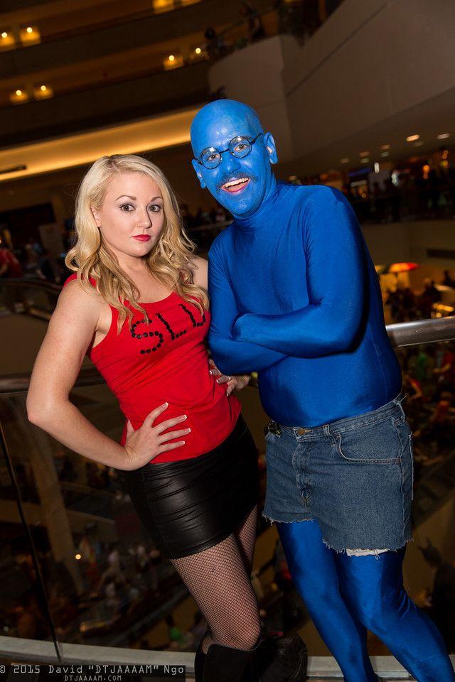 Lindsay Bluth Funke and Tobias Funke (Arrested Development) #DragonCon2015