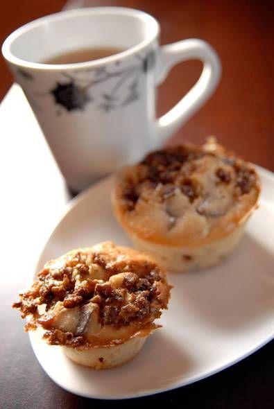 Appel - Kastanje Muffins
