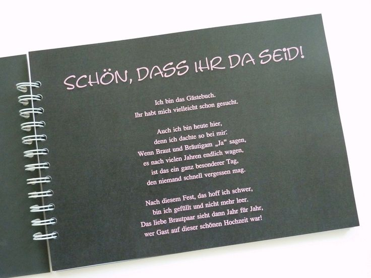 Hochzeitsgästebuch - Gästebuch Hochzeit - ein Designerstück von Be-nice-4-you bei DaWanda