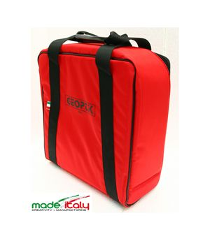 #30A044  Padded Bag for HEQ5 mount and similar Lenght 350 mm Width 350 mm Height 170 mm Weight 1 Kg.