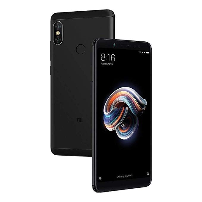 For Sale Xiaomi Redmi Note 5 64gb Black Dual Sim 4gb Ram 5 99 Gsm Unlocked Global Version No Warranty Smartphone Note 5 Cell Phone Plans