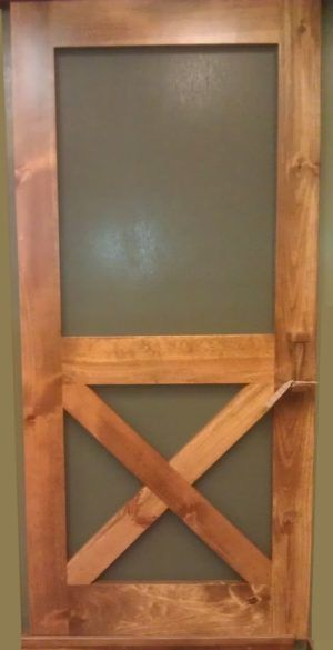 18 Diy Screen Door Ideas                                                                                                                                                                                 More