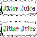 Use these with some construction paper to magically turn a 2-liter into a jug of jitter juice for the first day of school!Drink some after readin...