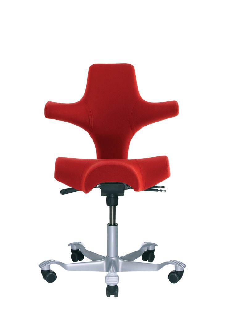 Izzy HÅG Capisco chair with back