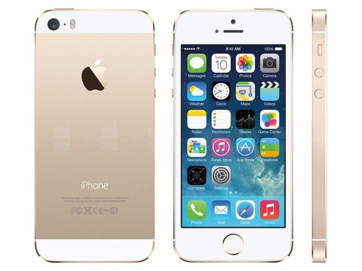 iPhone 5s 32GB Gold (AT&T Unlocked) Apple 5 S GSM New #ad