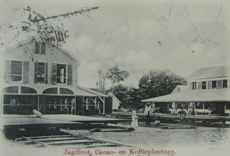 Suriname Heritage Guide | Een uitgebreide database met historische informatie over plantages in Suriname. Klik foto voor website.