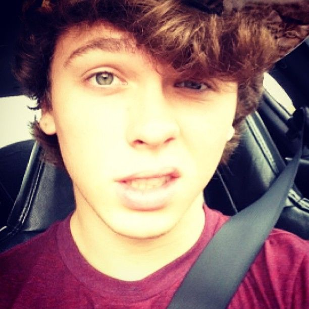 Keaton Stromberg...... Why do u have to be so freakin' perfect?