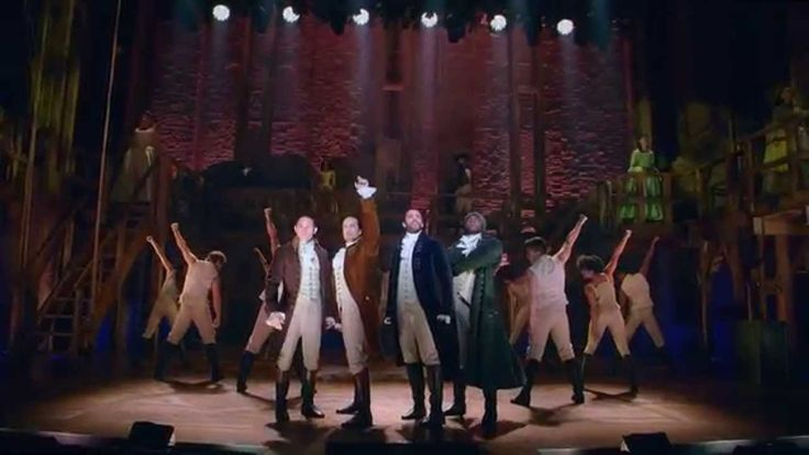 Hamilton the Musical on Broadway -Obsessed. Sept. 2016 I can't wait to see it for myself!