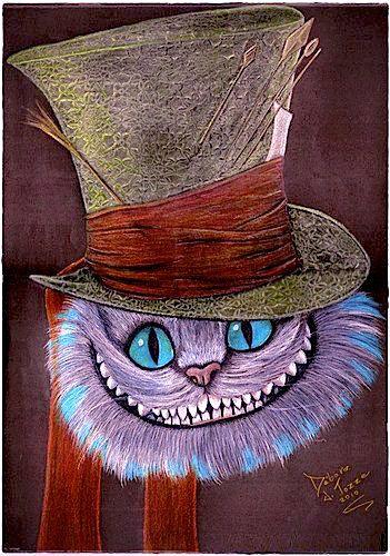 ✶ Alice's cat in the hat ★
