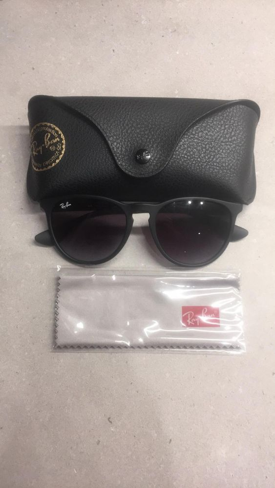 Ray Ban rb4171 Erika 622 8g 54mm NEW w Case and Cloth in 2018   Unisex  Accessories   Pinterest b01e057038c1