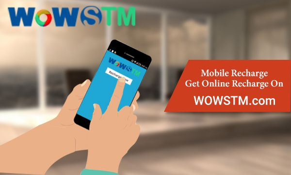 Get online recharge on wowstm.com. #onlinerecharge, #rechargeonline, #mobilerecharge