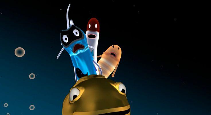 Lunapark: 3D animáció, saját gyártású látvány, karakterek és animáció #animation #3danimation