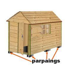 17 best ideas about abri jardin bois on pinterest abri for Cabane jardin 10m2