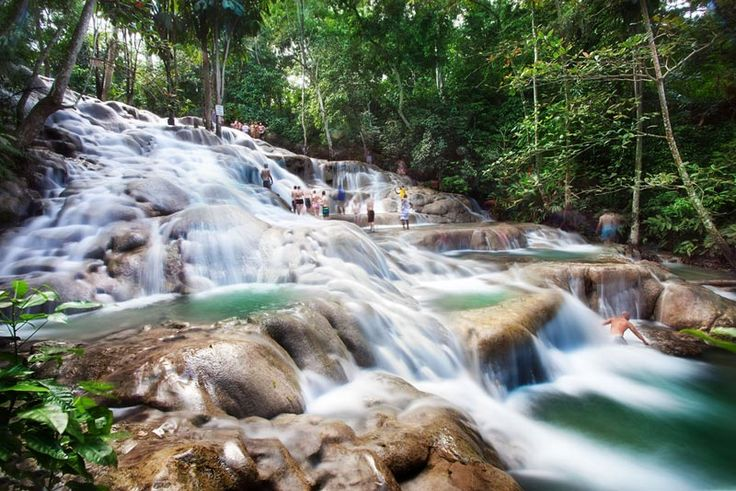 Dunn's River Falls - Giamaica