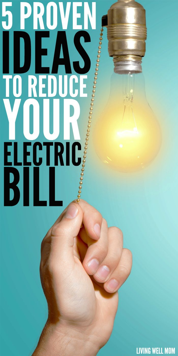 Here are 5 proven simple ideas that will help your family save money by reducing your electric bill. sponsored @directenergy