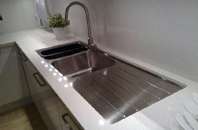 Undermount Kitchen Sinks Undermount Sink With Stainless