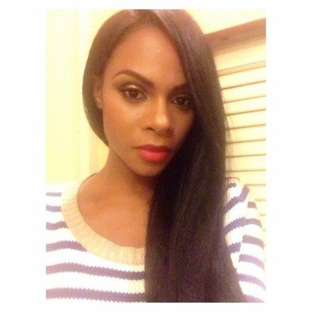 244 best our clients hair show images on pinterest birthday the beautiful actressmodel tika sumpter mostly gravitate towards sleek straight hairstyles she has worn high buns short bobs and long hair extensions pmusecretfo Gallery