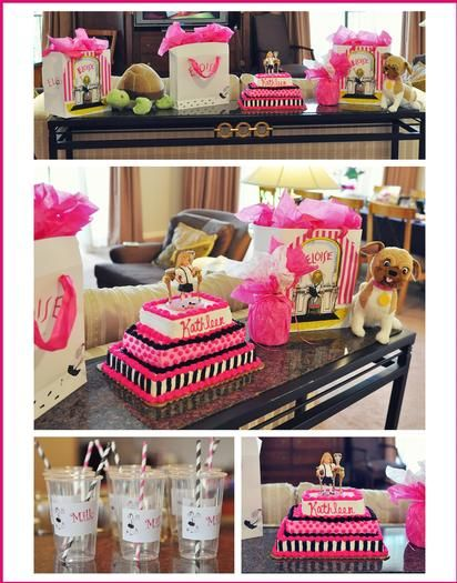 Hostess with the Mostess® - Eloise At The Plaza Birthday