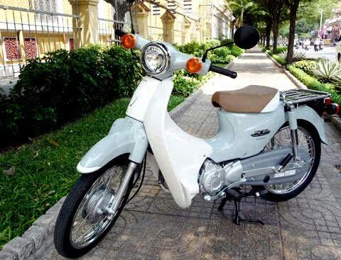 Honda supercub 110