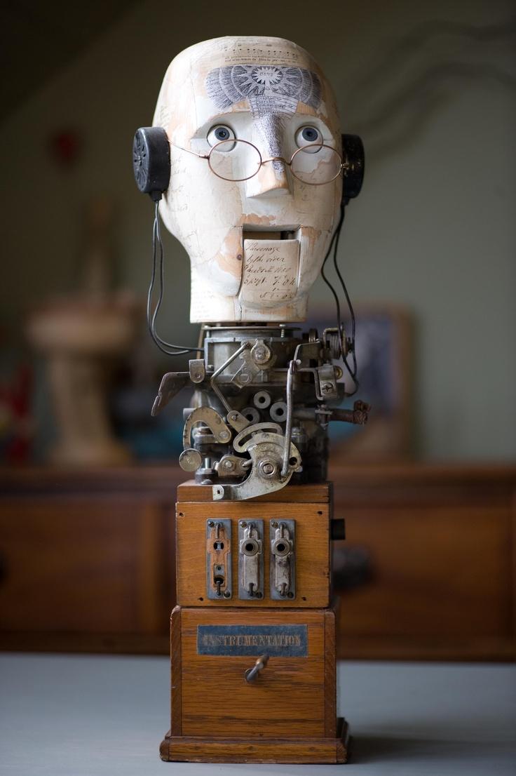 Talking Head  (instrumentations) Tony Mann