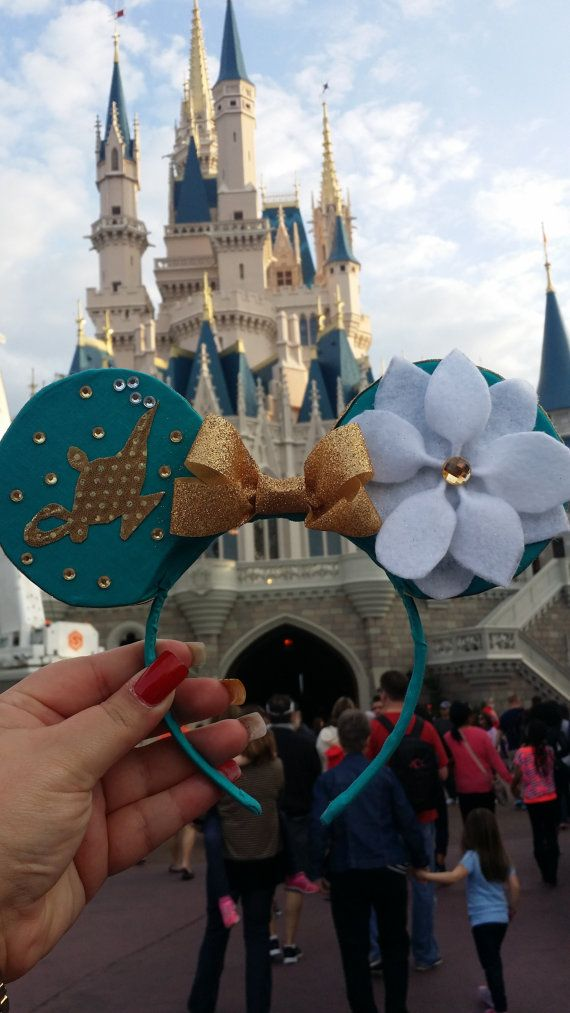 Hey, I found this really awesome Etsy listing at https://www.etsy.com/listing/240347292/princess-jasmine-inspired-mickey-ears