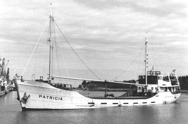 PATRICIA  Bouwjaar 1958, imonummer 5271745, grt 399   http://koopvaardij.blogspot.nl/2016/06/22-juni-1972.html