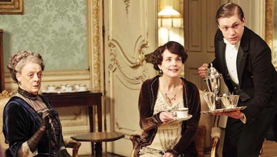 "Cora Crawley: ""Are we to be friends then?""    Lady Violet: ""We are allies, which can be a good deal more effective."""