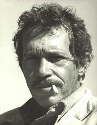 Warren Oates - tough guy character actor. Remember him as Bill Murray's drill sergeant in Stripes?