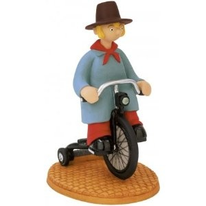 "Windy Miller, Windy Miller... BBC Children's programme ""Camberwick Green""'s very own Bradley Wiggins of the 1960s! :-P"